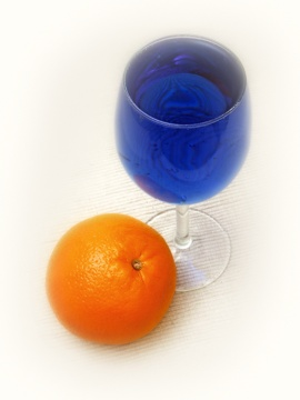 Orange and Blue (0043)