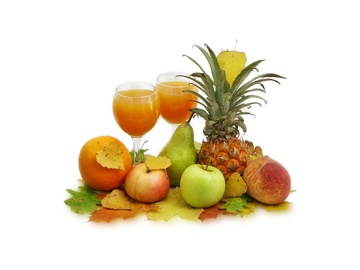 Autumn, Fruits, Vitamins (0068)