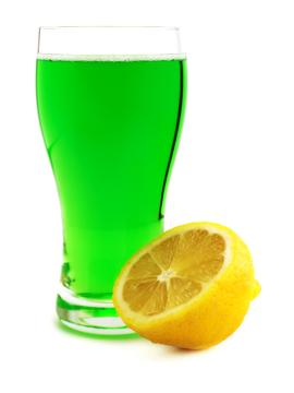 Green with Lemon (0213)